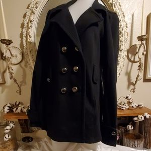 Maurices Pea Coat. #96